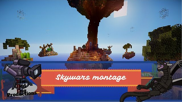 Skywars kill montage - 30 kills with music (HD)