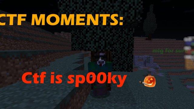 Ctf moments: CTF IS Sp00ky