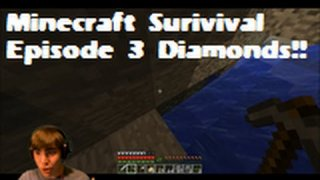 Minecraft Survival Playthrough from Start to Finish #3