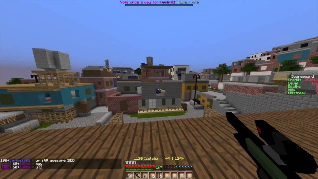 MC-War 1v1 - 18kss | Minecraft [MC-War]
