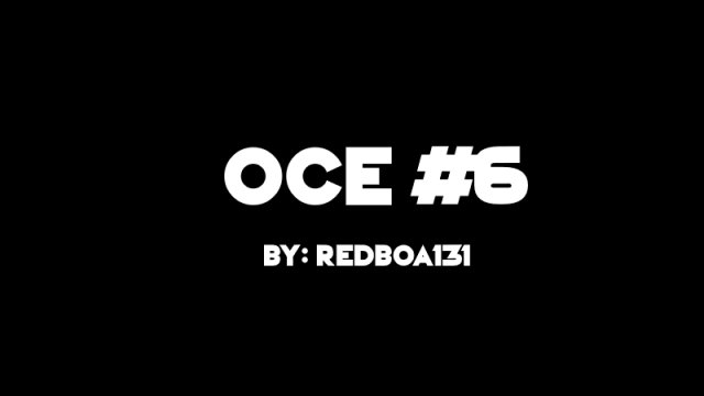 [Mc-WarZ] OCE: #6 - Space (EPILEPSY WARNING)