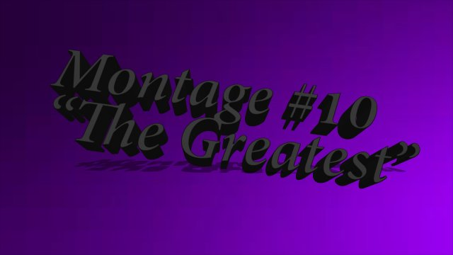 "MC WarZ Montage #10 ""The Greatest"""