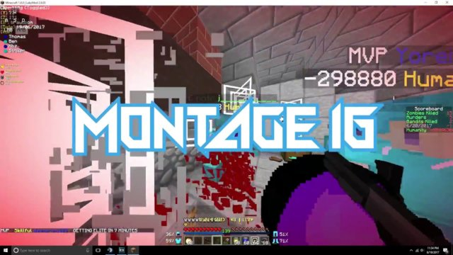 Mc-WarZ Montage 16: Exposed