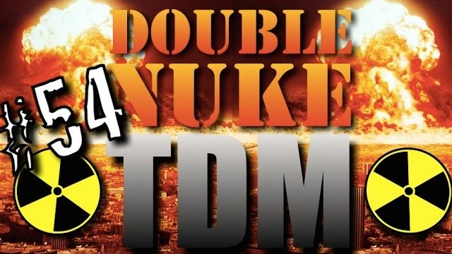 MC-WAR #54 - DOUBLE NUKE TDM