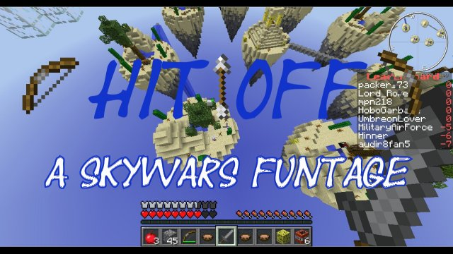 """Hit off"" - Skywars Funtage [English/FullHD]"