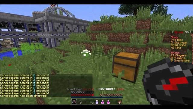 Minecraft SGG 5: Speed II in Deathmatch is OP!