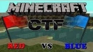 Capture the Flag on the McBrawl server!! (MLG Minecraft Archer)