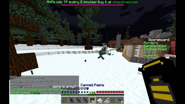 [MC-WarZ] Montage #4 Maybe?